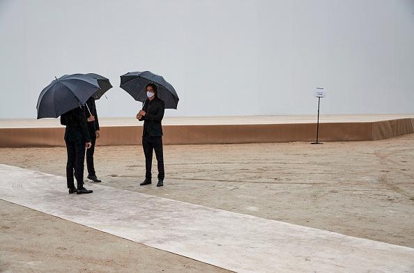 Kiran Ridley「Paris Fashion Week Amid Coronavirus Pandemic」:写真・画像(16)[壁紙.com]