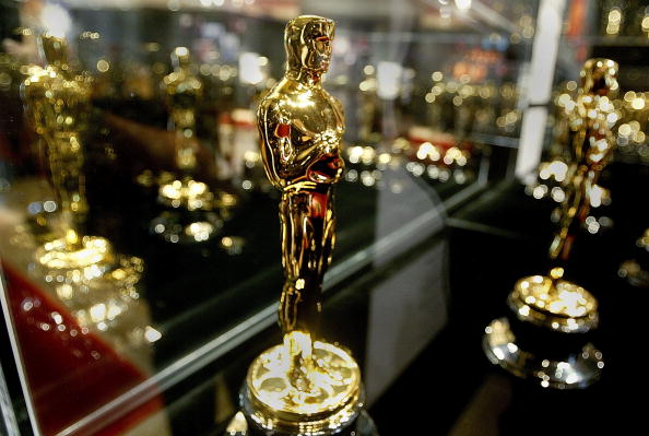 Empty「Oscar Statuettes For The 76th Academy Awards Displayed In Hollywood」:写真・画像(10)[壁紙.com]