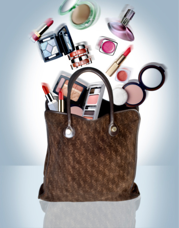 Femininity「handbag cosmetic products」:スマホ壁紙(10)