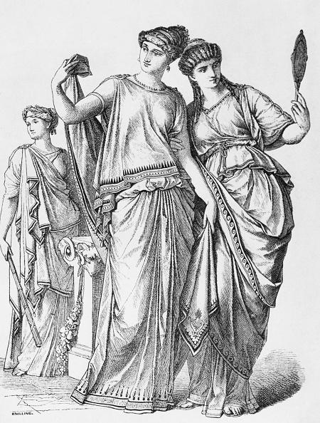 Hand Mirror「Roman Ladies」:写真・画像(16)[壁紙.com]