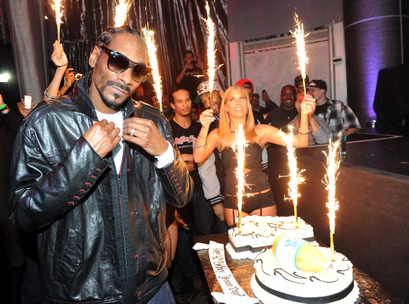 Hollywood - California「Snoop's 40th Birthday Party At The Rolling Stone Lounge」:写真・画像(12)[壁紙.com]