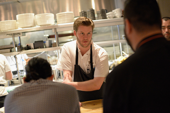 21st Century「Brasserie Bites: A Dinner Hosted By Ludo Lefebvre and Jose Mendin - 2015 Food Network & Cooking Channel South Beach Wine & Food」:写真・画像(15)[壁紙.com]