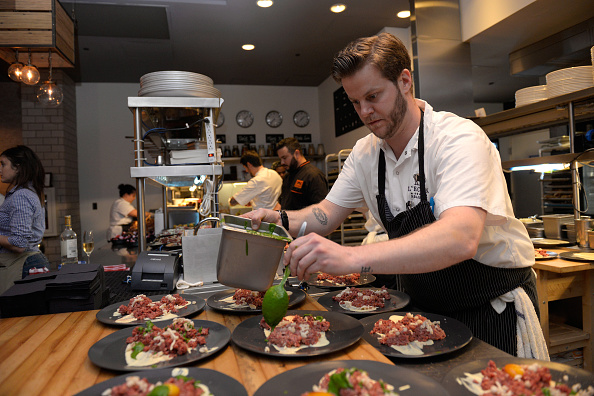 21st Century「Brasserie Bites: A Dinner Hosted By Ludo Lefebvre and Jose Mendin - 2015 Food Network & Cooking Channel South Beach Wine & Food」:写真・画像(14)[壁紙.com]