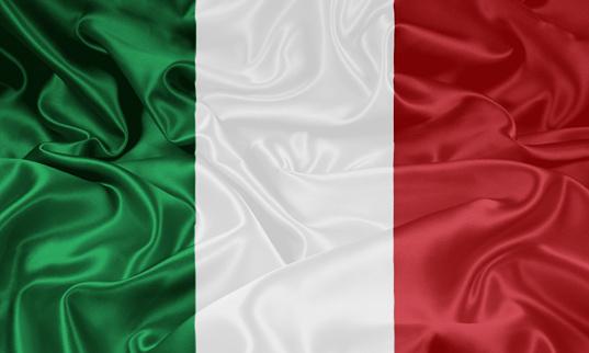 Silk「Italian flag」:スマホ壁紙(13)