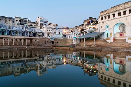 Rajasthan「Pushkar, Rajasthan, India」:スマホ壁紙(1)