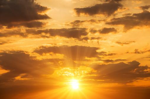 Hope - Concept「Sunset Sunrise Cloudscapes」:スマホ壁紙(2)