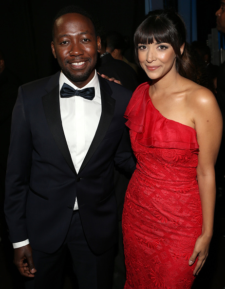 Hannah Simone「46th NAACP Image Awards Presented By TV One - Backstage And Audience」:写真・画像(18)[壁紙.com]
