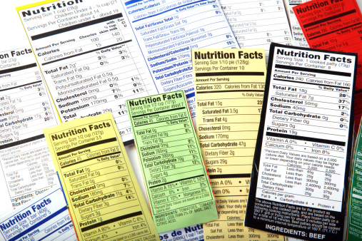 Data「Nutrition Label giving information on good food choices.」:スマホ壁紙(16)