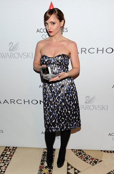 Strapless Dress「2010 ACE Awards Presented By The Accessories Council - Red Carpet」:写真・画像(2)[壁紙.com]
