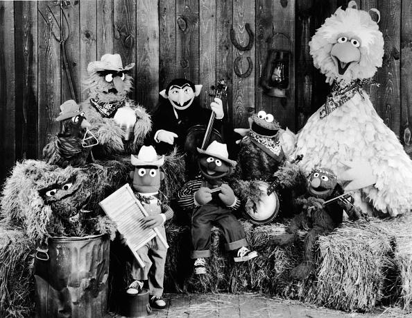 Sesame「Portrait Of The Gang From Sesame Street」:写真・画像(12)[壁紙.com]