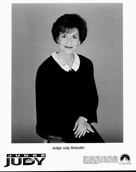 Judge - Entertainment「Publicity Stills Of Judge Judy Whos Real Name Is Judy Sheindlin」:写真・画像(10)[壁紙.com]