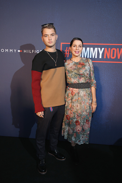 Mike Marsland「Tommy Hilfiger TOMMYNOW Fall 2017 - Front Row & Atmosphere」:写真・画像(14)[壁紙.com]