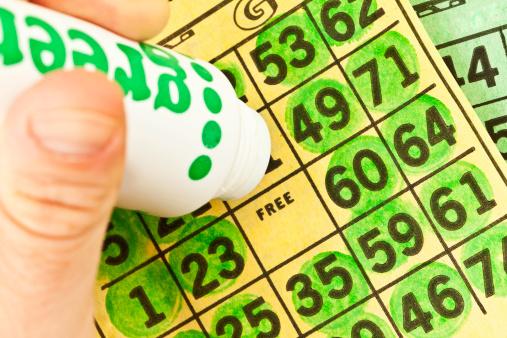 Human Hand「Playing Bingo」:スマホ壁紙(4)