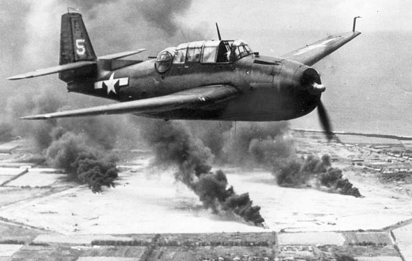 Northern Mariana Islands「Avenger Bomber」:写真・画像(14)[壁紙.com]