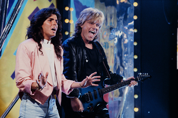 Modern「Modern Talking beim WWF Club 1986」:写真・画像(9)[壁紙.com]