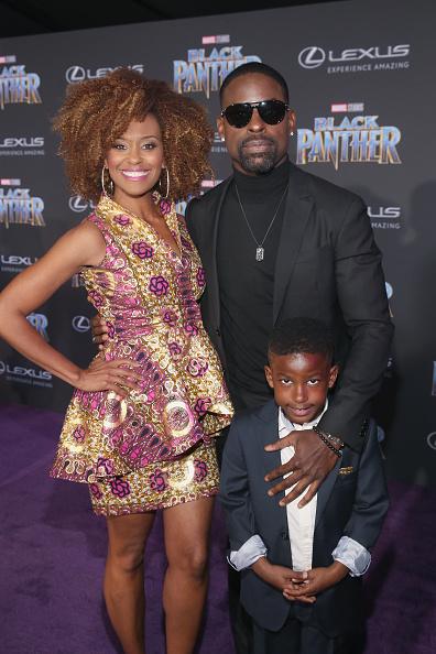 封切り「The Los Angeles World Premiere of Marvel Studios' BLACK PANTHER」:写真・画像(10)[壁紙.com]