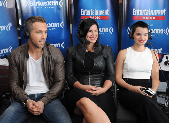 Gina Carano「SiriusXM's Entertainment Weekly Radio Channel Broadcasts From Comic-Con 2015」:写真・画像(10)[壁紙.com]