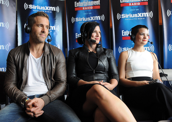 Gina Carano「SiriusXM's Entertainment Weekly Radio Channel Broadcasts From Comic-Con 2015」:写真・画像(11)[壁紙.com]