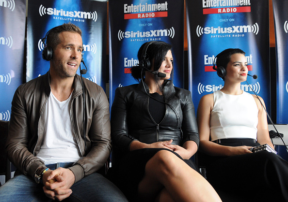 Gina Carano「SiriusXM's Entertainment Weekly Radio Channel Broadcasts From Comic-Con 2015」:写真・画像(12)[壁紙.com]