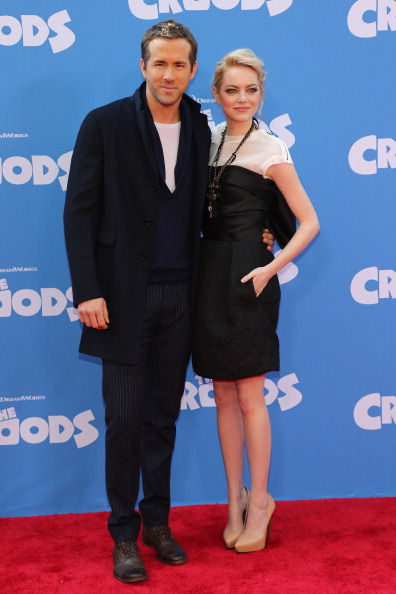 "Emma Stone「""The Croods"" New York Premiere」:写真・画像(8)[壁紙.com]"