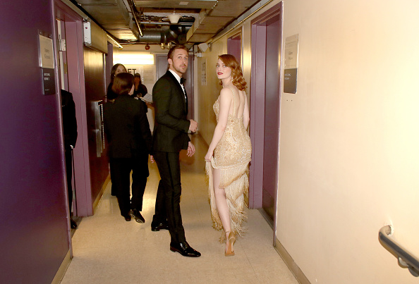 Emma Stone「89th Annual Academy Awards - Backstage」:写真・画像(4)[壁紙.com]
