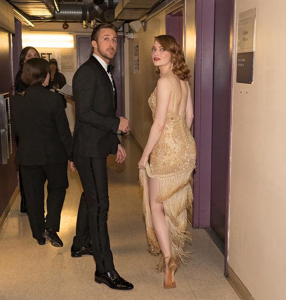 ラ・ラ・ランド「89th Annual Academy Awards - Backstage」:写真・画像(18)[壁紙.com]