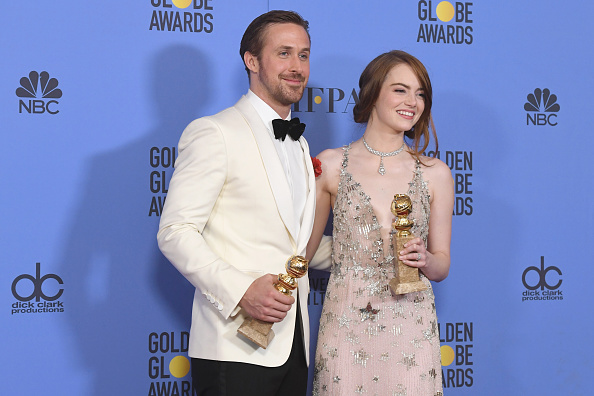 Comedy Film「74th Annual Golden Globe Awards - Press Room」:写真・画像(1)[壁紙.com]
