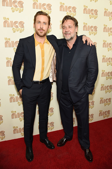 "Alternative Pose「""The Nice Guys"" New York Screening」:写真・画像(6)[壁紙.com]"