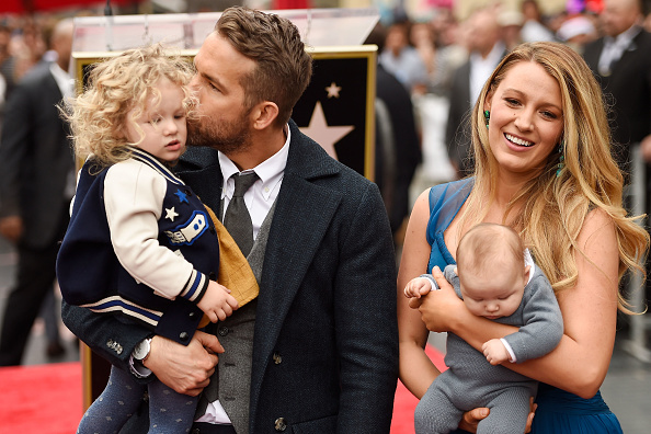 Daughter「Ryan Reynolds Honored With Star On The Hollywood Walk Of Fame」:写真・画像(19)[壁紙.com]
