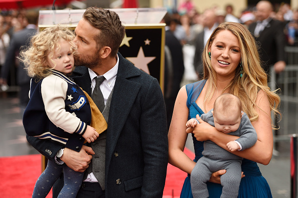 Blake Lively「Ryan Reynolds Honored With Star On The Hollywood Walk Of Fame」:写真・画像(11)[壁紙.com]