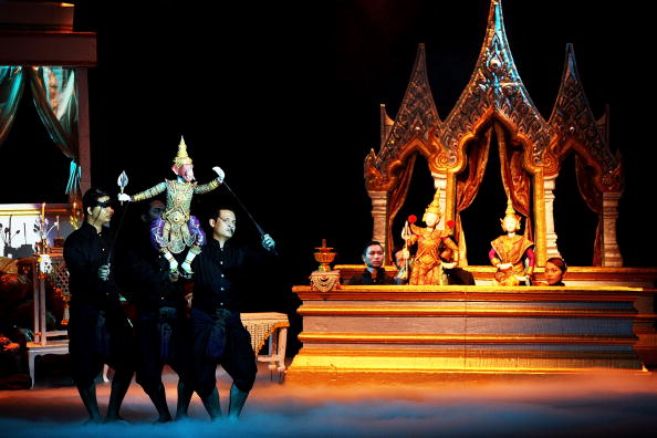 Puppet「Traditional Thai Puppet Theatre Under Threat」:写真・画像(5)[壁紙.com]