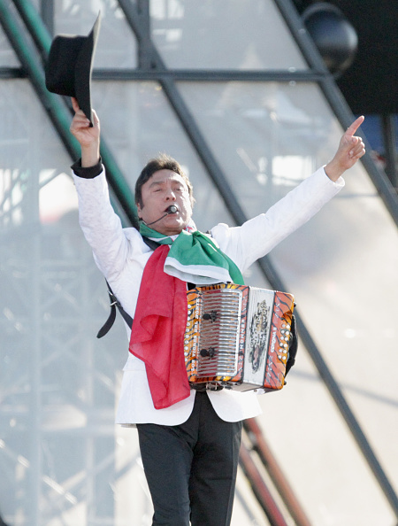 Accordion - Instrument「Univision and Fusion Host RiseUp AS ONE」:写真・画像(7)[壁紙.com]