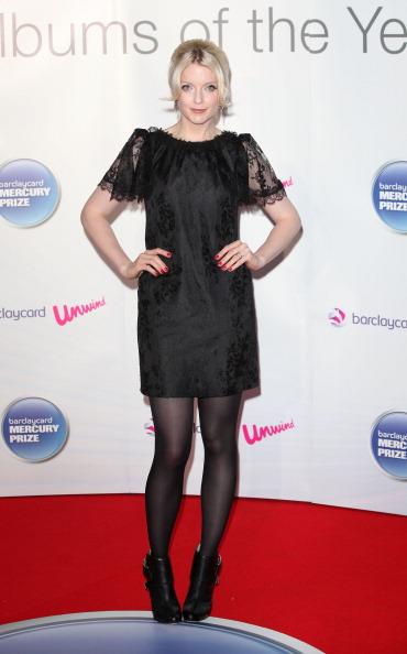Shoe Boot「Barclaycard Mercury Prize - Arrivals」:写真・画像(4)[壁紙.com]