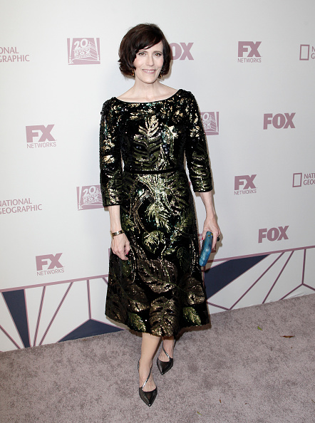 Three Quarter Length Sleeve「FOX Broadcasting Company, FX, National Geographic And 20th Century Fox Television 2018 Emmy Nominee Party - Arrivals」:写真・画像(0)[壁紙.com]