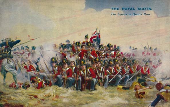 Square - Composition「The Royal Scots The Square At Quatre Bras」:写真・画像(18)[壁紙.com]