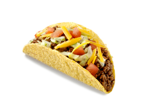 Tortilla - Flatbread「Hard Beef Taco」:スマホ壁紙(13)
