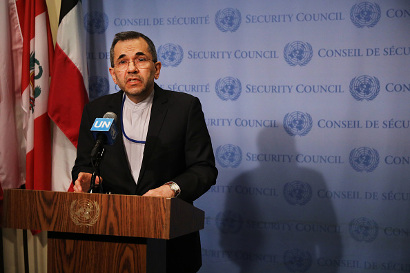United Nations Building「UN Security Council Meets Over Iran's Downing Of U.S. Military Drone」:写真・画像(3)[壁紙.com]