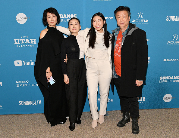 "Lulu Wang - Director「2019 Sundance Film Festival - ""The Farewell"" Premiere」:写真・画像(5)[壁紙.com]"
