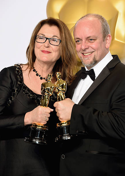 87th Annual Academy Awards - Press Room:ニュース(壁紙.com)