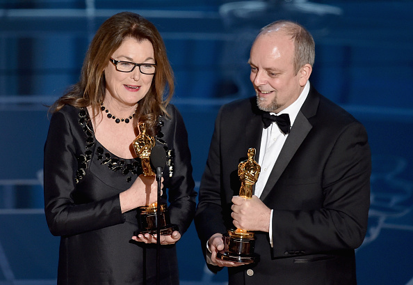 Best Makeup and Hairstyling「87th Annual Academy Awards - Show」:写真・画像(19)[壁紙.com]