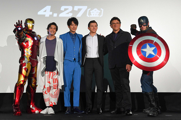 Movie「'Avengers Infinity War' Fan Event In Tokyo」:写真・画像(10)[壁紙.com]