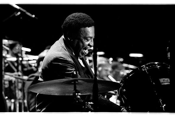 ドラマー「Lionel Hampton, Lewisham Town Hall, 1989.  Hampton was an American jazz vibraphonist, pianist, percussionist, bandleader and actor.」:写真・画像(17)[壁紙.com]