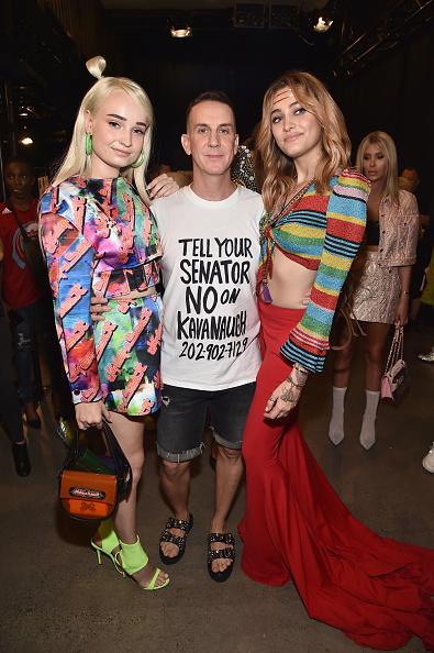ニューヨークファッションウィーク「Jeremy Scott - Backstage - September 2018 - New York Fashion Week: The Shows」:写真・画像(18)[壁紙.com]
