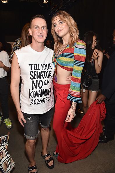 Theo Wargo「Jeremy Scott - Backstage - September 2018 - New York Fashion Week: The Shows」:写真・画像(6)[壁紙.com]