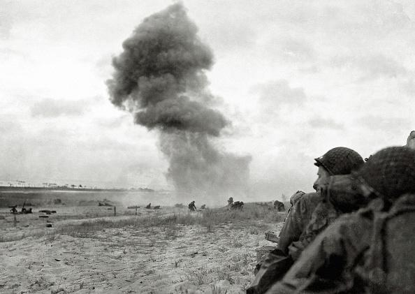 Exploding「Operation Overlord」:写真・画像(13)[壁紙.com]
