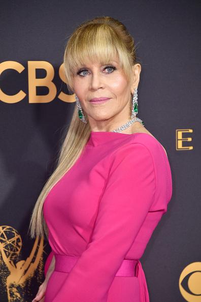 ジェーン・フォンダ「69th Annual Primetime Emmy Awards - Arrivals」:写真・画像(14)[壁紙.com]