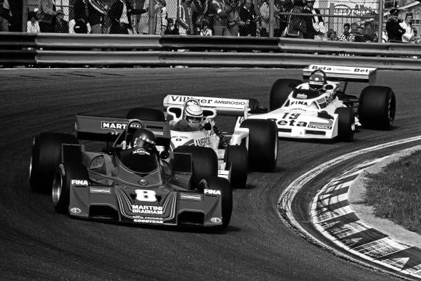 Motor Racing Track「Hans-Joachim Stuck, Riccardo Patrese, Vittorio Brambilla, Grand Prix Of The Netherlands」:写真・画像(9)[壁紙.com]