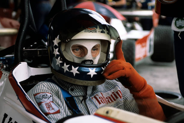 Austria「Hans-Joachim Stuck, Grand Prix Of Austria」:写真・画像(17)[壁紙.com]