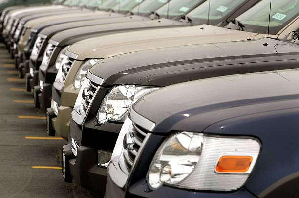 SUV Sales Down Amid High Gas Prices:ニュース(壁紙.com)