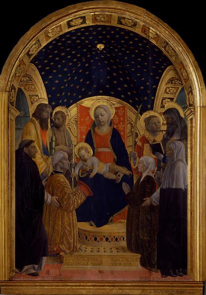 Classical Style「Pala Bottigella (The Bottigella Altarpiece)」:写真・画像(7)[壁紙.com]